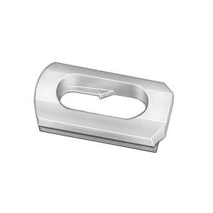 """NORS door quarter side belt moulding clip sealer nut 1-1//8/"""" to 1-1//4/"""" fits Ford"""