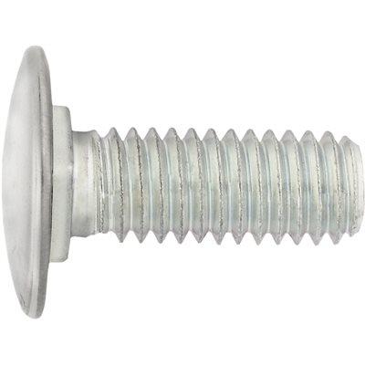 BUMPER BOLT 3/8-16 X 1 STAINLESS CAP PAN HEAD