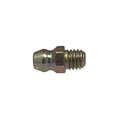GREASE FITTING 6MM-1.0 STR DIN 71412 (8601)