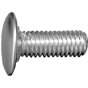 BUMPER BOLT 3/8-16 X 1 STAINLESS CAP PAN HEAD -GM