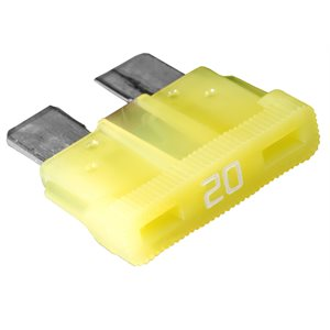 ATC FUSE 20 AMP YELLOW