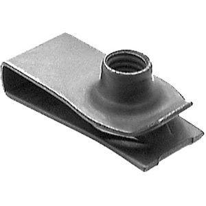 EXTRUDED U NUT M6-1.0 SCREW SIZE PHOSPHATE