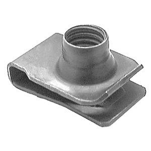 EXTRUDED U NUT M8-1.25 SCREW SIZE