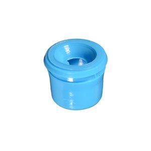 DISC - MOULDING INSERT BLUE NYLON