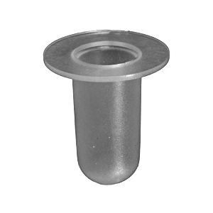 TUBULAR NUT (NYLON) FOR 7MM STUD