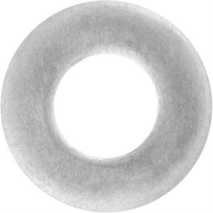 NO. 6 FLAT WASHER 18-8 STAINLESS STEEL