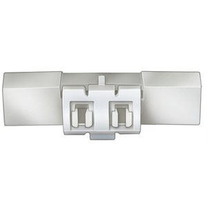 WINDSHIELD CLIP - WHITE