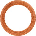 BULK 16MM COPPER WASHER 16.2MM I.D. 19.8MM O.D.