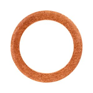 16MM COPPER WASHER 16.2MM I.D. 19.8MM O.D.