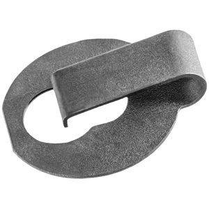 THROTTLE ROD RETAINING CLIP FOR 1/4 ROD