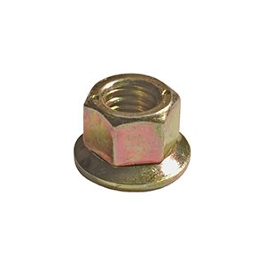 M6-1.0 FREE SPINNING WASHER NUT 24MM OD