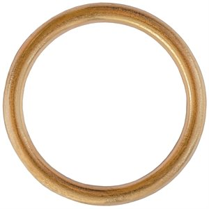 OIL DRAIN PLUG CRUSHABLE GASKET 20MM I.D. COPPER