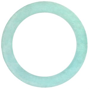 OIL DRAIN PLUG GASKET 20MM GREEN FIBRE
