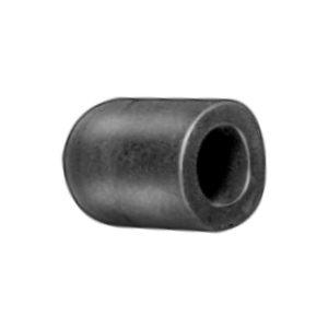 9//16 Inside Length 100 Rubber Vacuum Caps 3//16 O.D