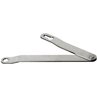 GM TAILGATE STRAP-STAINLESS STEEL