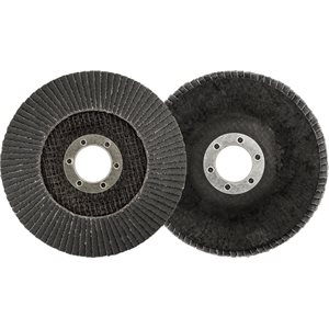 "FLAP DISC - TYPE 29 4.5"" X 7/8"" 80 GRIT"