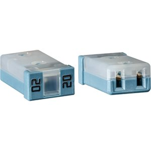 MCASE UNSLOTTED 20 AMP FUSE