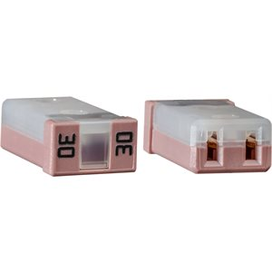 MCASE UNSLOTTED 30 AMP FUSE