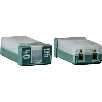 MCASE UNSLOTTED 40 AMP FUSE