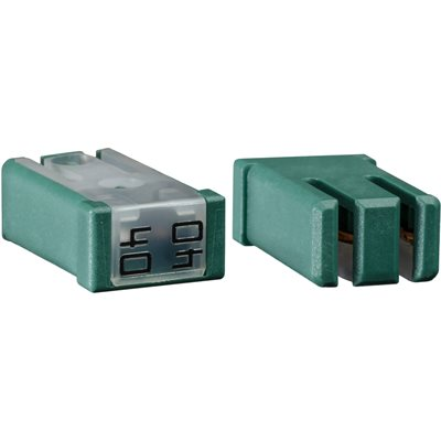MCASE SLOTTED 40 AMP FUSE