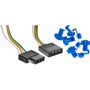 4-WAY FLAT TRAILER CONNECTOR KIT