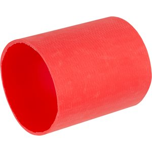 """RED SHRINK TUBING - 1.10"""" EXP. ID. X 1.50"""" LENGTH"""