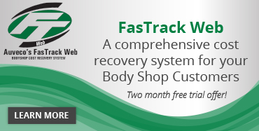 Homepage FasTrack button